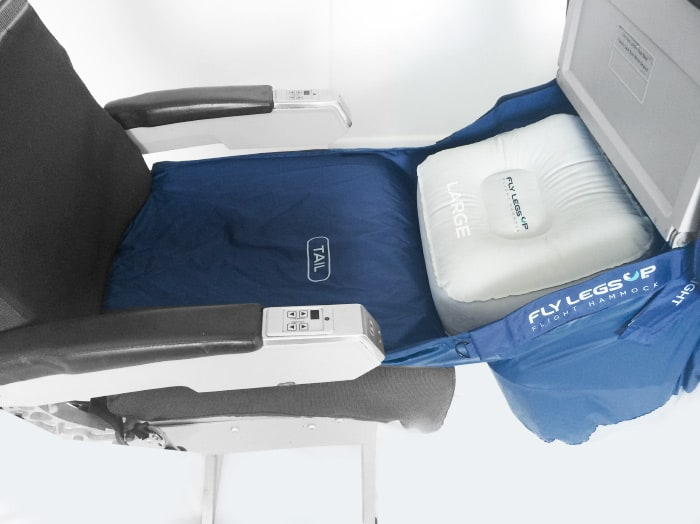 Car Seat Leg Support Cushions